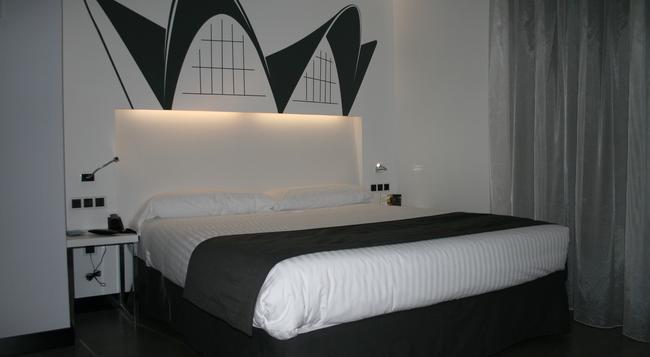 Hotel Dimar - 瓦倫西亞 - 臥室