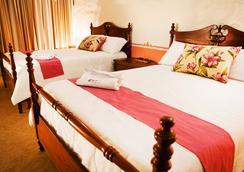 Noc-ac Hacienda Hotel & Spa - 梅里達 - 臥室