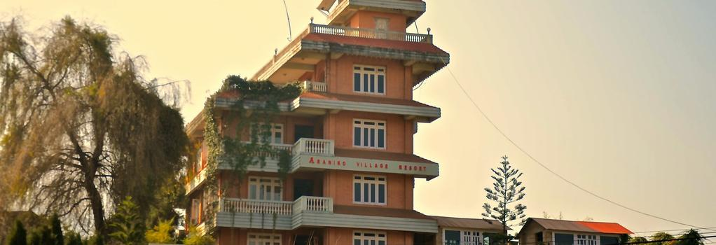 Araniko Village Resort - Bhaktapur - 建築