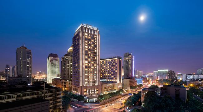 JW Marriott Hotel Hangzhou - 杭州 - 建築