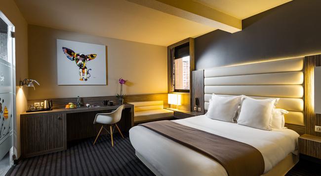 Hotel De Brienne - 圖盧茲 - 臥室