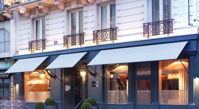 Best Western Premier Opera Faubourg - 巴黎 - 建築