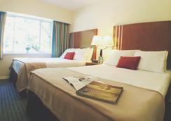 綠薔薇酒店 - 溫哥華 - 臥室