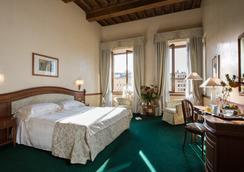 迪格里奧拉費酒店 - 佛羅倫斯 - 臥室