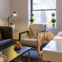 The Redbury New York Living Room