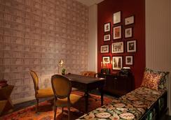 紐約瑞德貝瑞酒店 - 紐約 - 大廳