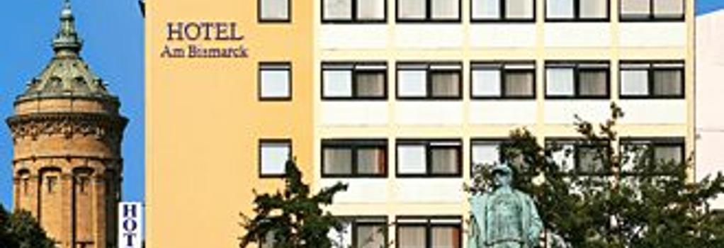 Am Bismarck - 曼海姆 - 建築