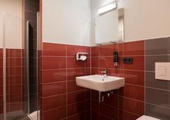 萊比錫城阿帕里奧公寓式酒店 - 萊比錫 - 浴室
