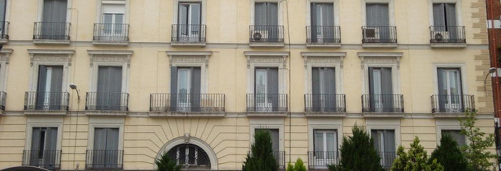 Hostal Zamora - 馬德里 - 建築