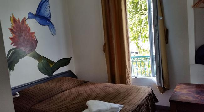 Evelia Hotels - 尼斯 - 臥室