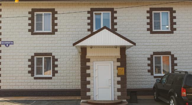 Asti Rooms Hotel - Tomsk - 建築