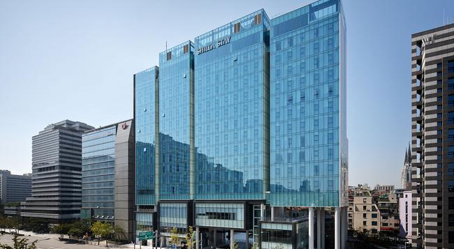 Shilla Stay Yeoksam - 首爾 - 建築
