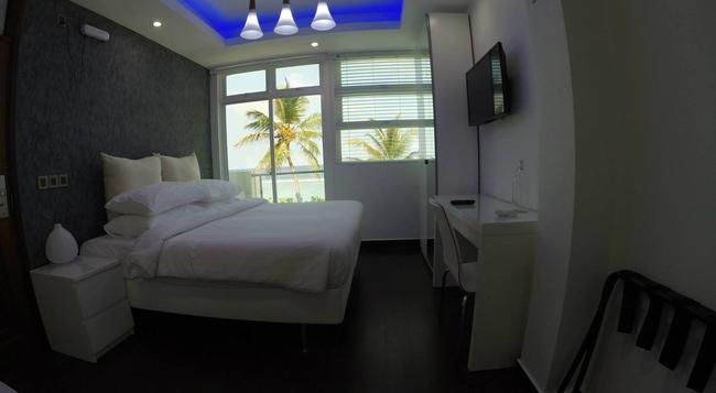 Airport Beach Hotel - Hulhumale - 臥室