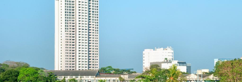 Hilton Colombo Residences - 可倫坡 - 建築