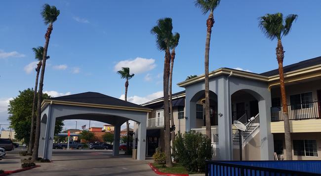 Texas Inn Downtown McAllen near Airport / Mall - 麥卡倫 - 建築