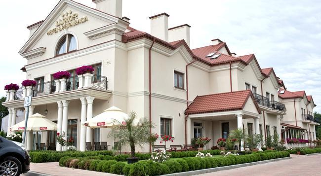 Hotel Luxor - 盧布林 - 建築