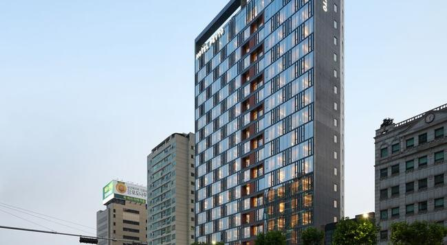 Hotel Peyto Gangnam - 首爾 - 建築