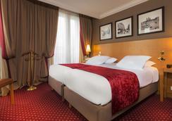 皇家聖米歇爾酒店 - 巴黎 - 臥室