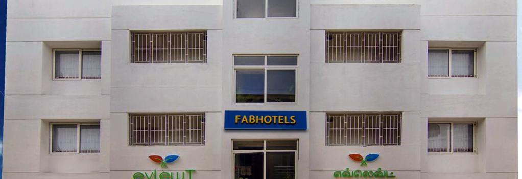Fabhotel Evlewt Omr - 清奈 - 建築