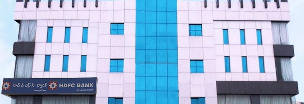 Fabhotel Majestica Inn Hitech City - 海得拉巴 - 建築