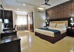 Fabhotel Majestica Inn Hitech City - 海得拉巴 - 臥室
