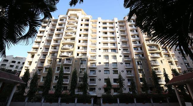 Fabhotel Marol Saki Naka Apartments - 孟買 - 建築
