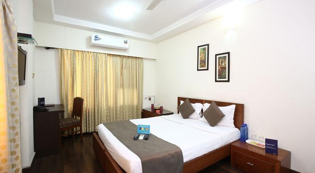 Fabhotel Mumbai Airport Apartments - 孟買 - 臥室