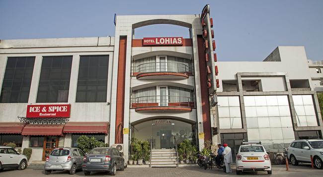 Fabhotel Lohias Delhi Airport - 新德里 - 建築