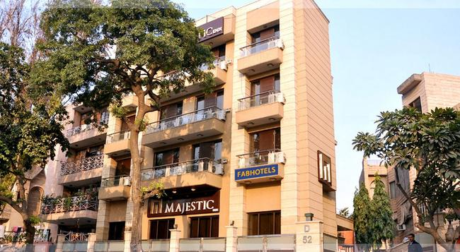 Fabhotel Majestic East Of Kailash - 新德里 - 建築