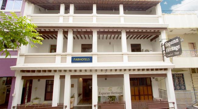 Fabhotel Esparan Pondicherry - 蓬蒂切里 - 建築