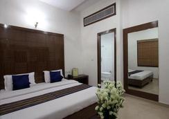 帕哈甘吉莫漢國際法布酒店 - 新德里 - 臥室