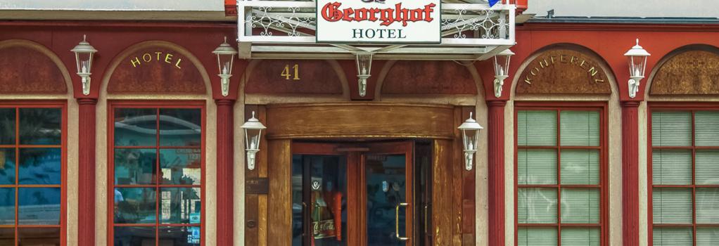 Georghof Hotel Berlin - 柏林 - 建築