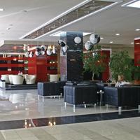 North Star Continental Resort Lobby