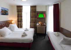 植物公園酒店 - 阿姆斯特丹 - 臥室