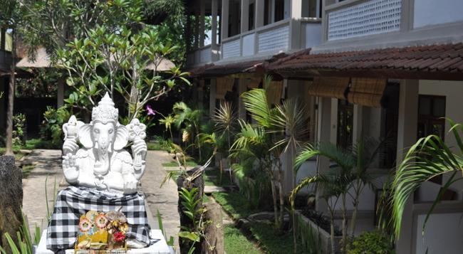 Casa Ganesha Hotel - 烏布 - 室外景