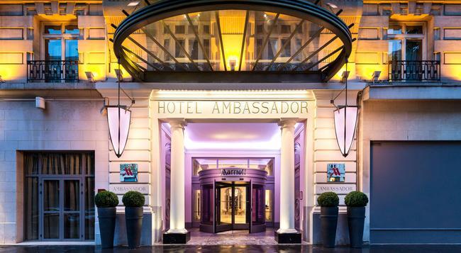 Paris Marriott Opera Ambassador Hotel - 巴黎 - 建築