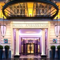 Paris Marriott Opera Ambassador Hotel Exterior