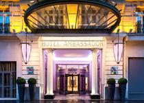 Paris Marriott Opera Ambassador Hotel