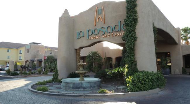 La Posada Lodge & Casitas, an Ascend Hotel Collection Member - 土桑 - 建築