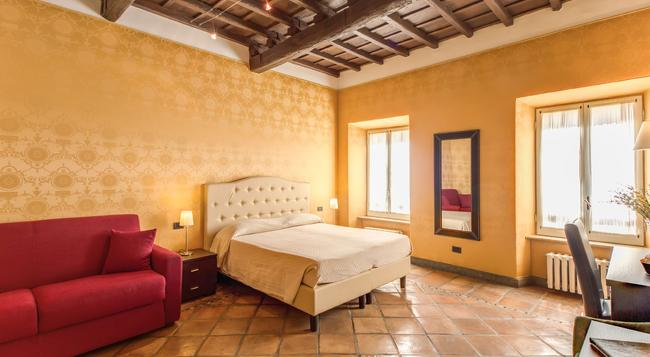 Hotel Apollo - 羅馬 - 臥室