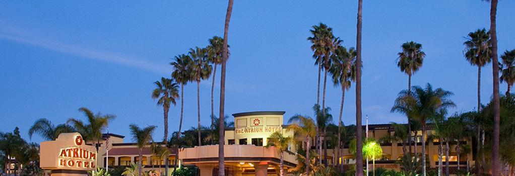 Atrium Hotel at Orange County Airport - 歐文 - 建築