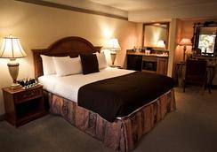 奧蘭治縣中庭酒店 - 歐文 - 臥室