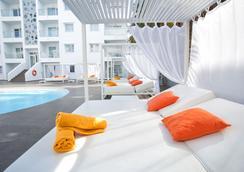 伊維薩太陽公寓酒店 - 伊維薩鎮 - 休閒室