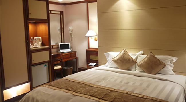 Silken Hotel - 台北 - 臥室