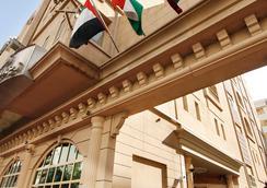 扎因國際大酒店 - 杜拜 - 室外景