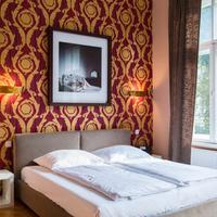 Hotel Residenz Begaswinkel Living Area