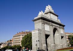 托萊多門飯店 - 馬德里 - 景點