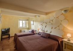 羅馬國王套房住宿加早餐旅館 - 羅馬 - 臥室