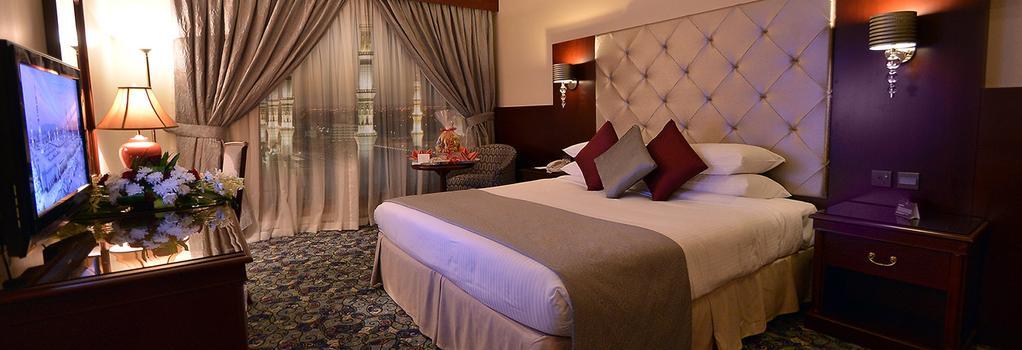 Dar Al Taqwa Hotel - Medina - 臥室