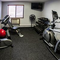 Fargo Inn & Suites Fitness Room